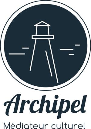 Archipel, médiateur culturel Logo